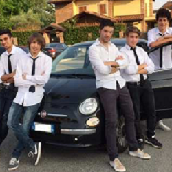 La band dei Five Hundred