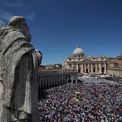 John Paul II Beatification Mass And Ceremony