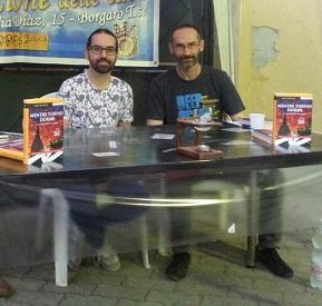 Beccacini (a sinistra) e Borla