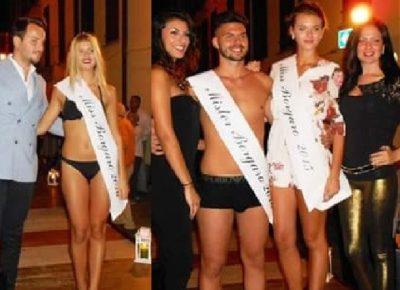 Miss e Mister Borgaro: Miriana Locampo e Simone Gozzi
