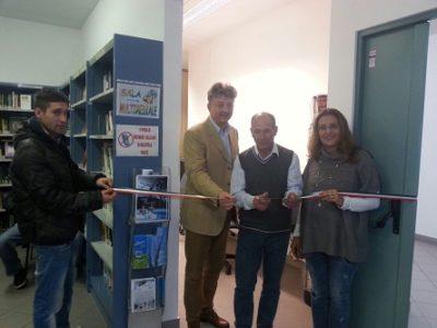 Inaugurata la nuova sala computer alla biblioteca del CIM
