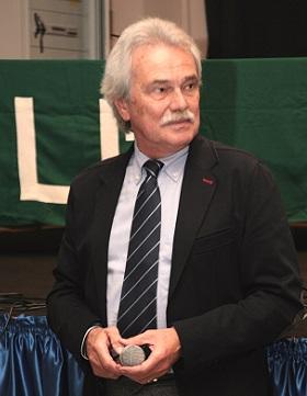 Giorgio Aghemo Presidente Uni3 di Caselle