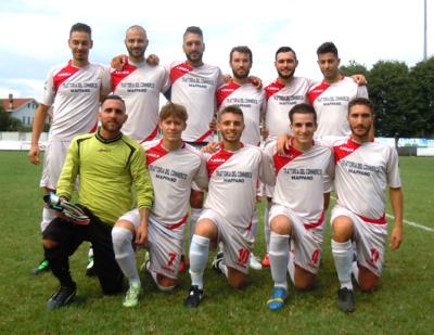 La squadra dell'Atletico Volpino/Mappano