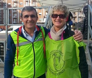 Diana Zoggia e Raffaele De Santo