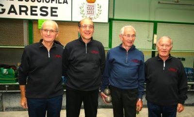La squadra Trasformatori Montrucchio